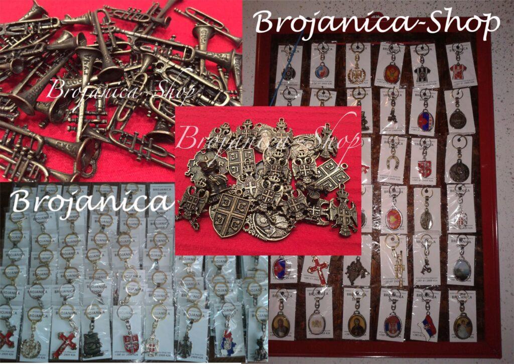 Proizvodnja metalnih privezaka